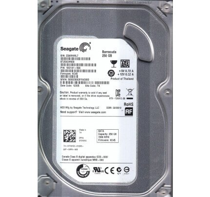 Seagate BarraCuda Desktop 6-Gb/s Hard Drive
