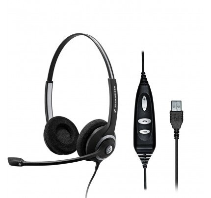 Sennheiser SC 260 USB CTRL Professional Headset