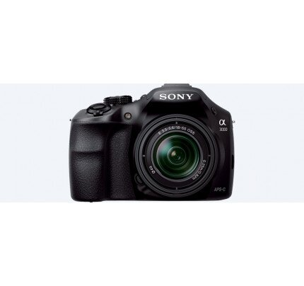 Sony α3000 E-Mount Camera with APS-C Sensor
