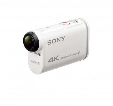 Sony 4K Action Cam with Wi-Fi & GPS