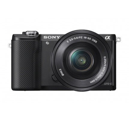 Sony α5000 E-mount Camera with APS-C Sensor