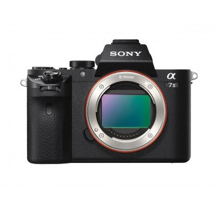 Sony α7 II E-Mount Camera with Full Frame Sensor