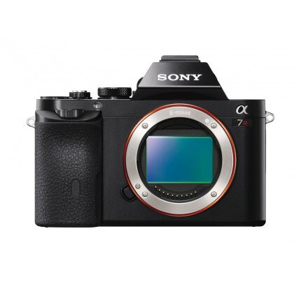 Sony α7R E-Mount Camera with Full-Frame Sensor