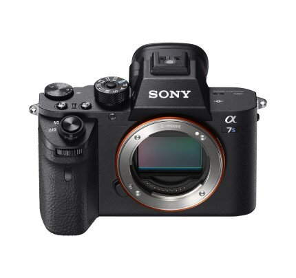 Sony α7S II E-Mount Camera with Full-Frame Sensor
