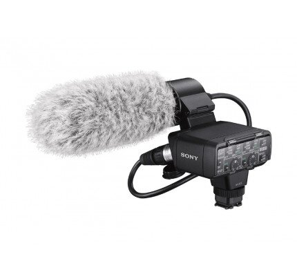 Sony Adapter Kit and Microphone