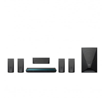 Sony Blu-ray Home Theater System with Bluetooth - BDV-E3100