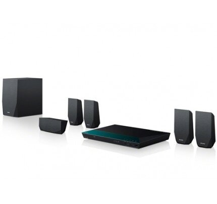 Sony Blu-ray Home Theater System with Bluetooth