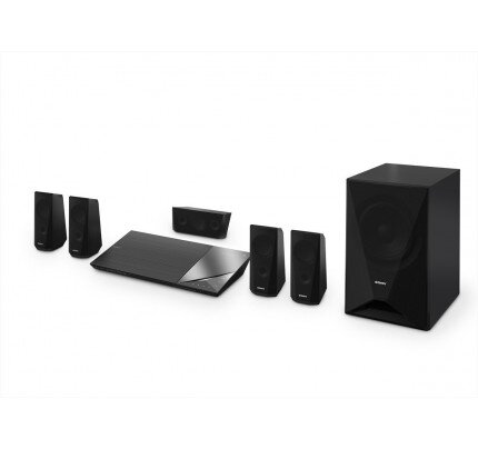 Sony Blu-ray Home Theater System with Bluetooth - BDV-N5200W