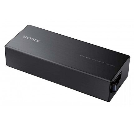 Sony Class D 4 Channel Stereo Power Amplifier