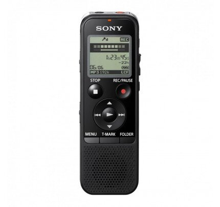 Sony Digital Voice Recorder with Built-in USB - ICD-PX440