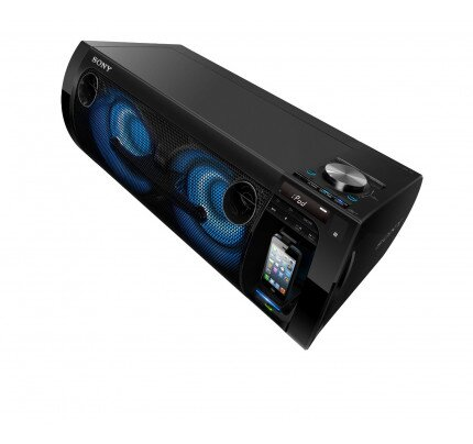 Sony High-Power Home Audio System with BLUETOOTH Technology - RDH-GTK37iP