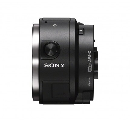 Sony ILCE-QX1 Lens-Style Camera with 20.1 MP Sensor