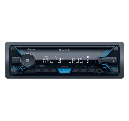 Sony Media Receiver with Bluetooth Wireless Technology -DSX-A400BT