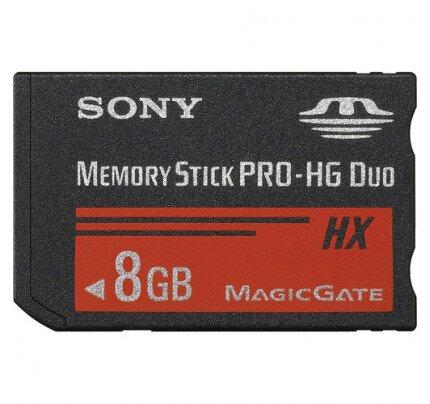 Sony Memory Stick PRO-HG Duo HX