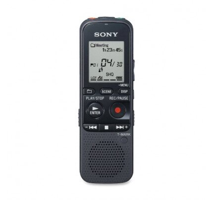 Sony Mono Digital Voice Recorder with PC Link