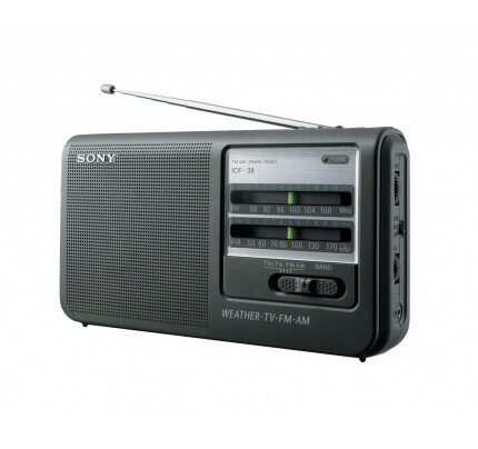 Sony Portable Radio