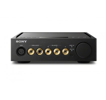 Sony Premium Headphone Amplifier with D.A. Hybrid Amplifier Circuit