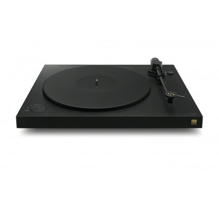 Sony Turntable with High-Resolution Recording