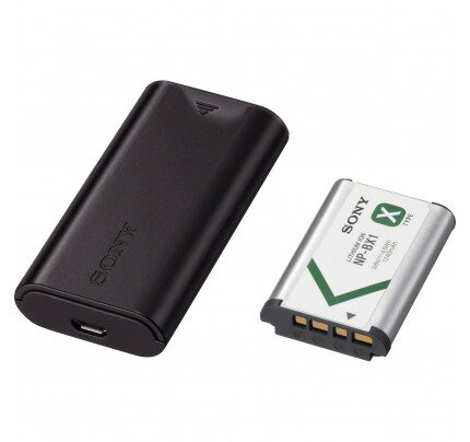Sony USB Travel Charger and Battery Kit
