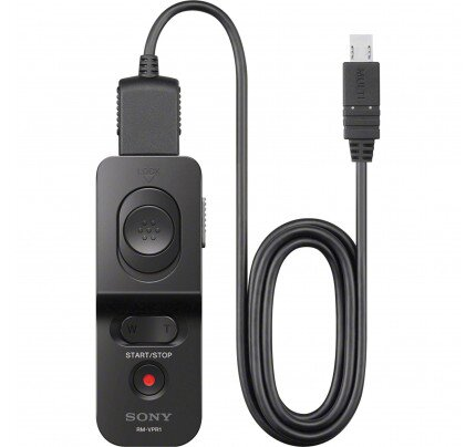 Sony VPR1 Remote Control with Multi-Terminal Cable