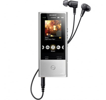 Sony Walkman with High-Resolution Audio - NW-ZX100 Series