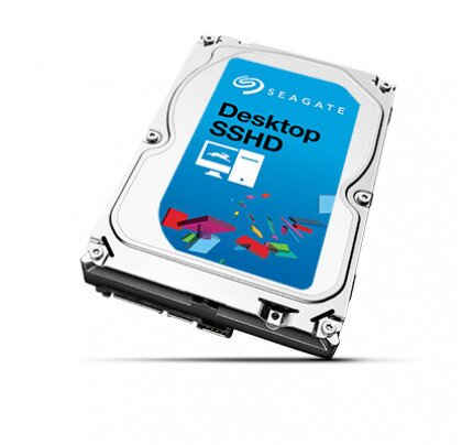 Seagate Desktop SSHD Drive