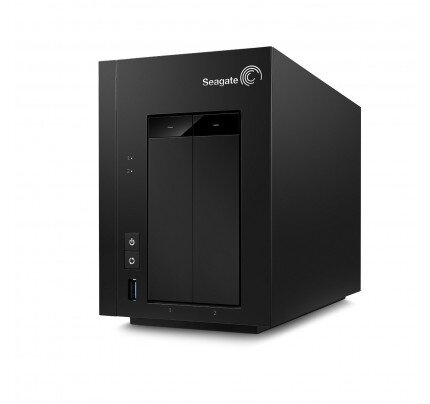 Seagate NAS 2-Bay Network Attached Storage