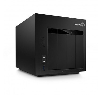 Seagate NAS 4-Bay Network Attached Storage