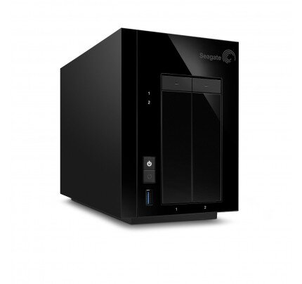 Seagate NAS Pro 2-Bay Network Attached Storage