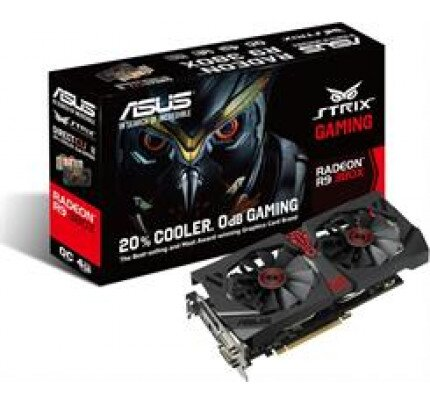 ASUS Strix R9 380X Gaming Graphic Card