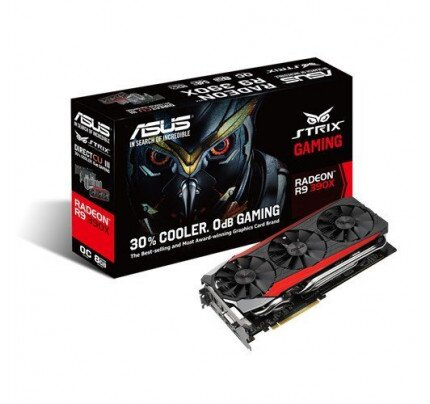 ASUS Strix R9 390X Gaming Graphic Card