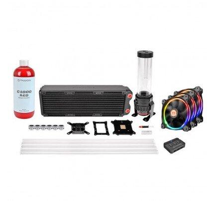 Thermaltake Pacific RL360 D5 Hard Tube RGB Water Cooling Kit