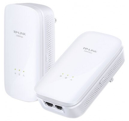 TP-Link AV1000 2-Port Gigabit Powerline Starter Kit