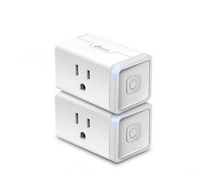 TP-Link Smart Wi-Fi Plug Mini 2-Pack