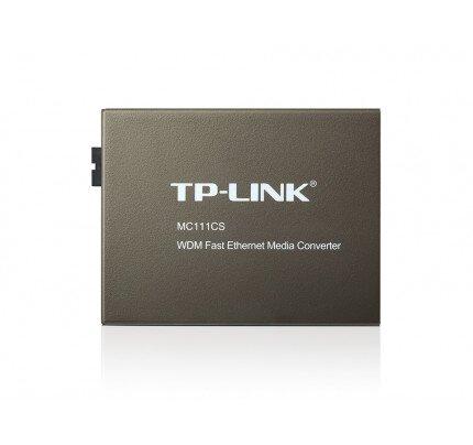 TP-Link WDM Fast Ethernet Media Converter