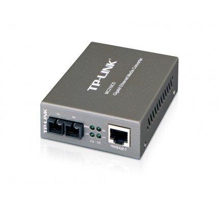 TP-Link Gigabit Ethernet Media Converter - MC210CS