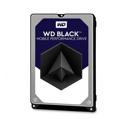 WD Black Performance Mobile Internal Hard Drive