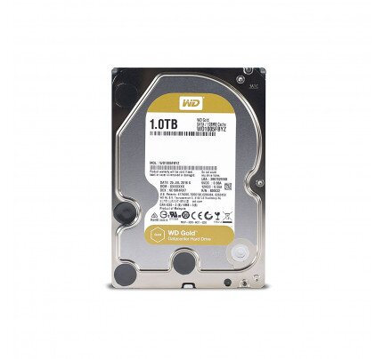 WD Gold Enterprise-Class Internal Hard Drive