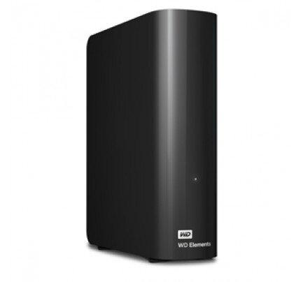 WD Elements Desktop External Hard Drive