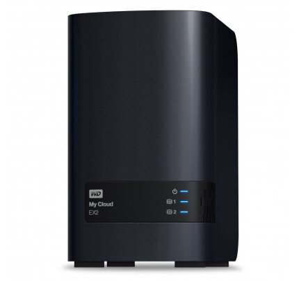 WD My Cloud EX2 Private Cloud Storage