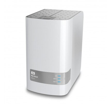 WD My Cloud Mirror (Gen 2) Personal Cloud Storage