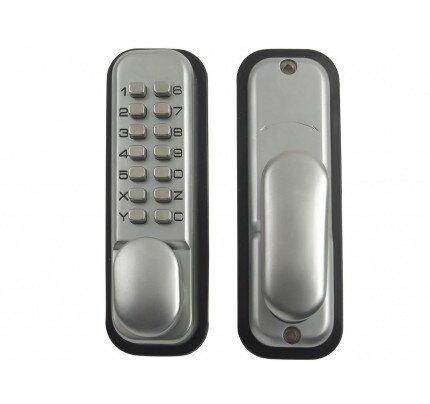 Yale Push Button Door Lock