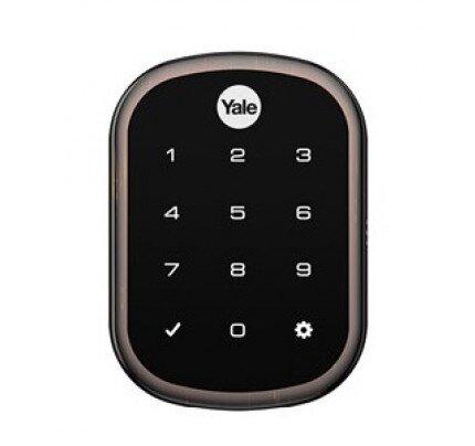 Yale Real Living Assure Lock SL Key Free Touchscreen Deadbolt