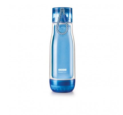 Zoku 16oz Glass Core Bottle