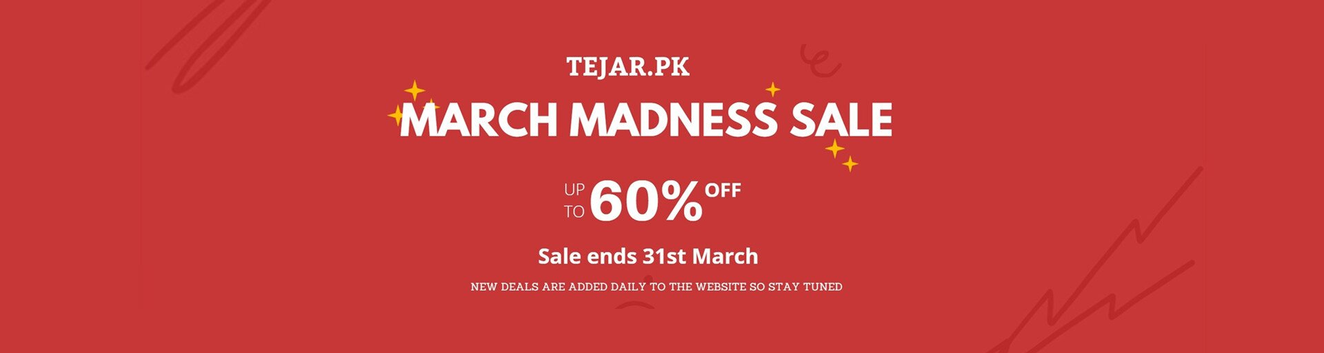March madness sale 2021