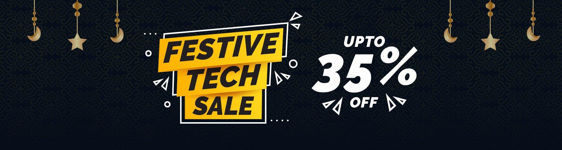 Festive tech sale
