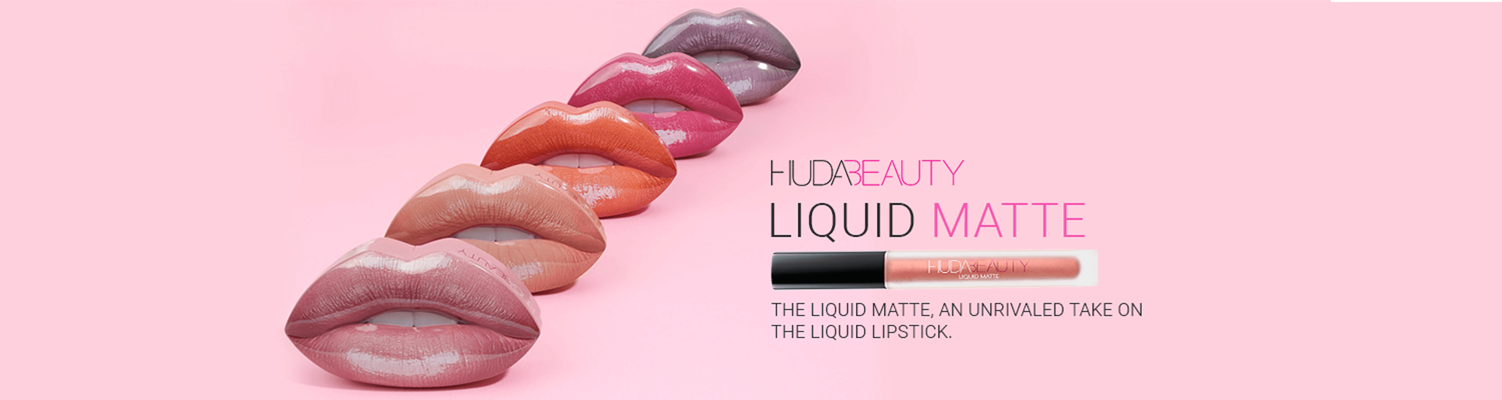Huda Beauty Liquid Matte - Lipstick