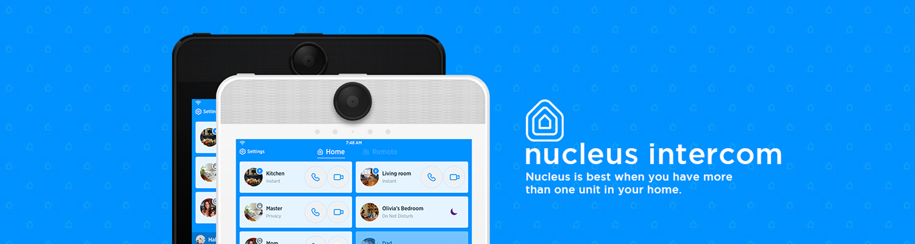 Nucleus Wireless Home Intercoms System