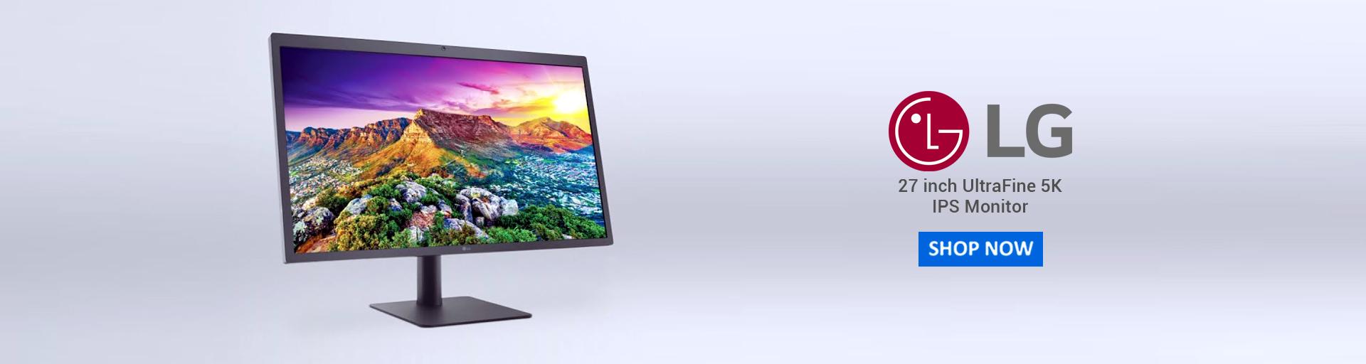 LG 27 inch UltraFine 5K IPS Monitor